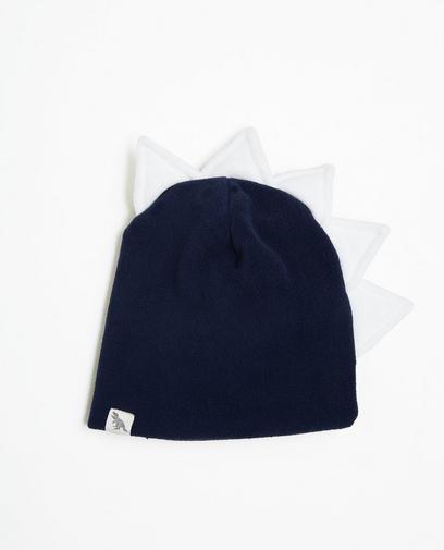 Bonnet bleu nuit